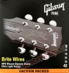 Struny GIBSON Brite Wires Ultra Light nikl