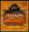 GHS LSB 250 .011 Silk & Bronze Mandolin Strings
