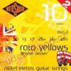 Rotosound R10-2 Roto Yellows 2-Pack